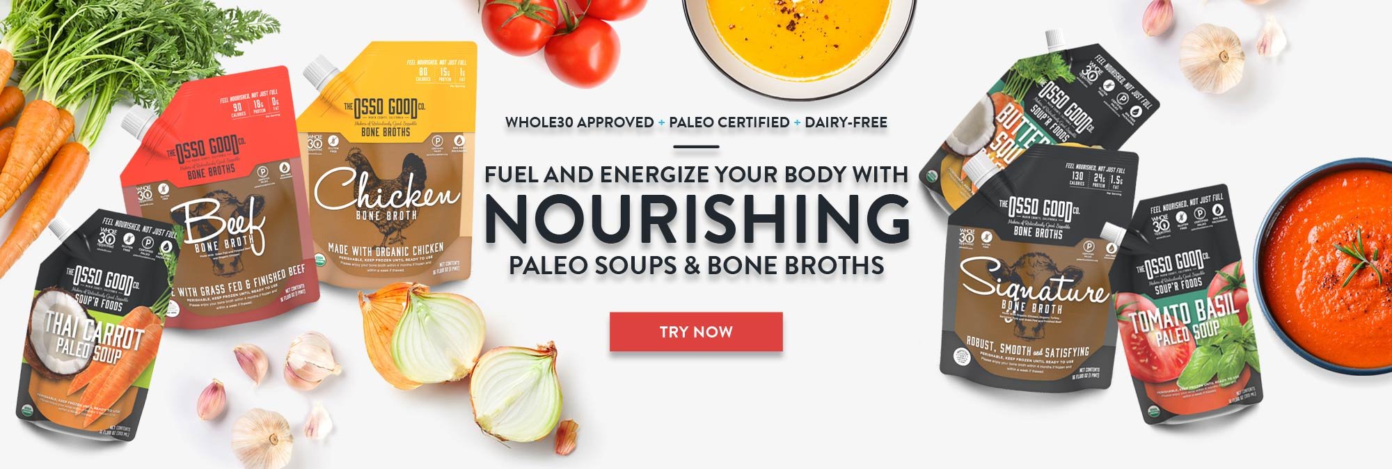 Shop Osso Good Bone Broth
